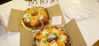 クリスマスに食べるスペインのお菓子