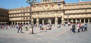 スペインの街の作り