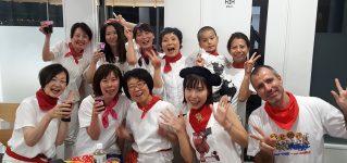 7月6日(土)神戸校で「サン・フェルミン祭」開催🐂