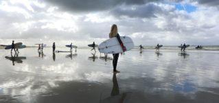 Surf en ADELANTE
