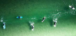 Las playas de España, ideales para hacer surf
