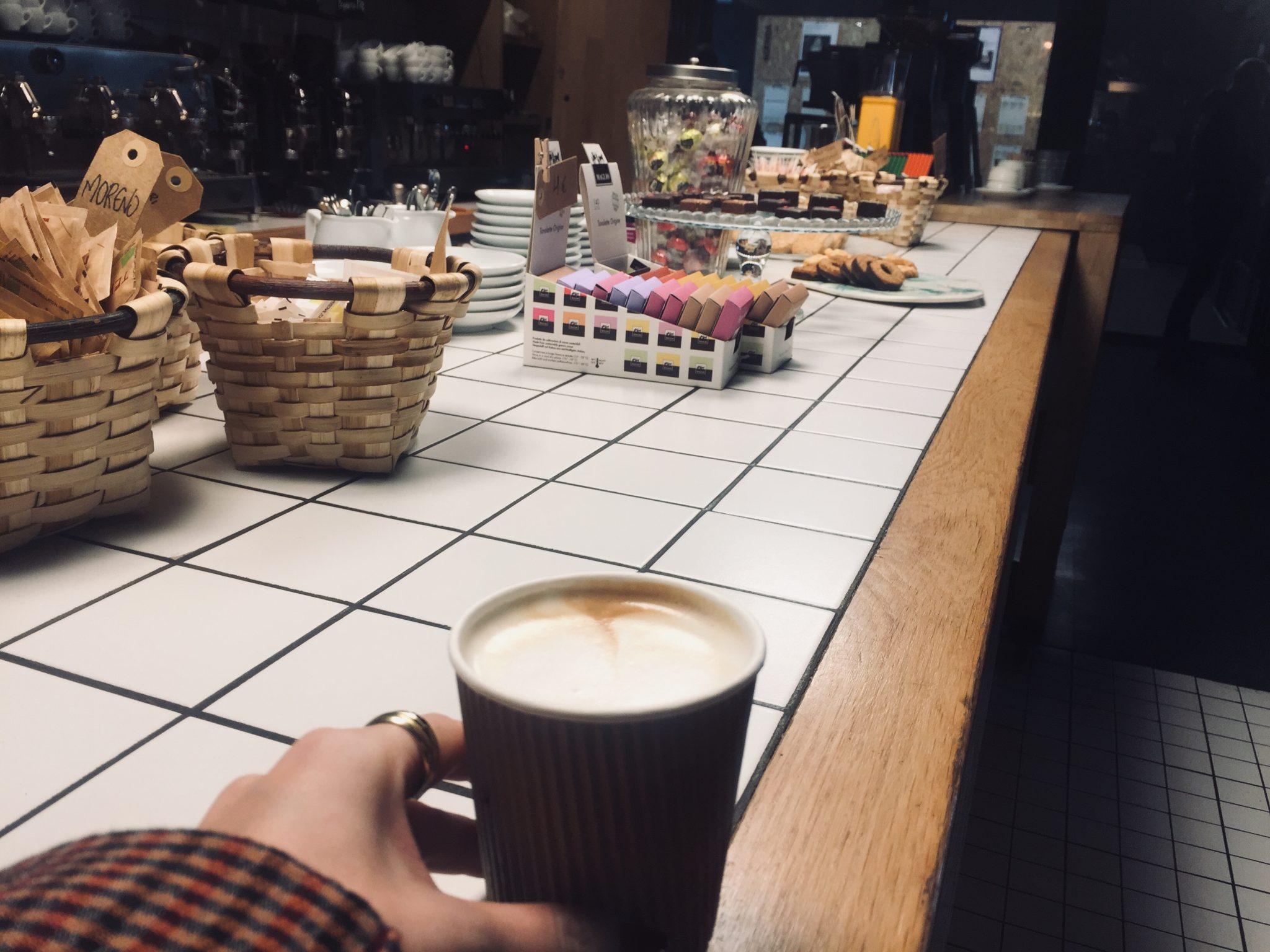 ラクンサ・サン・セバスティアン校近くのカフェ情報☕️