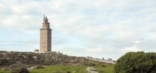 La Torre de Hércules. El faro en funcionamiento más antiguo del mundo.