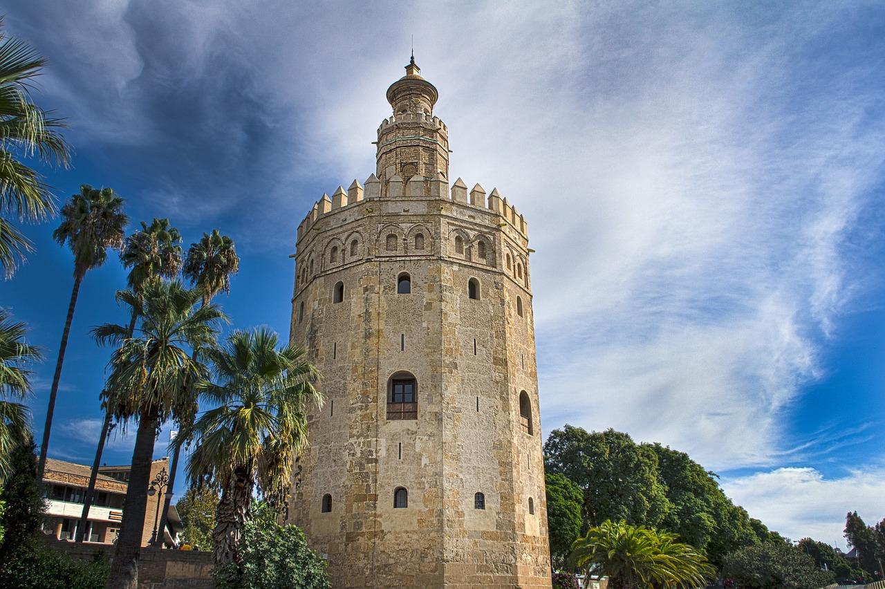 セビージャの黄金の塔