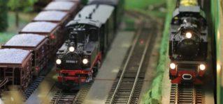 Maqueta de tren