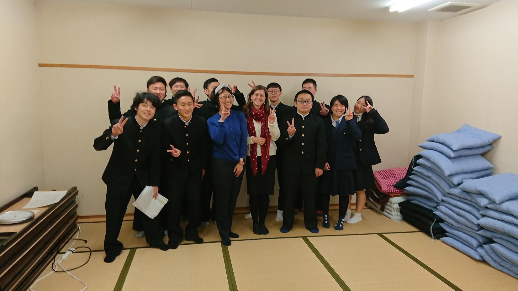 都島工業高校🏫講師派遣最終日!