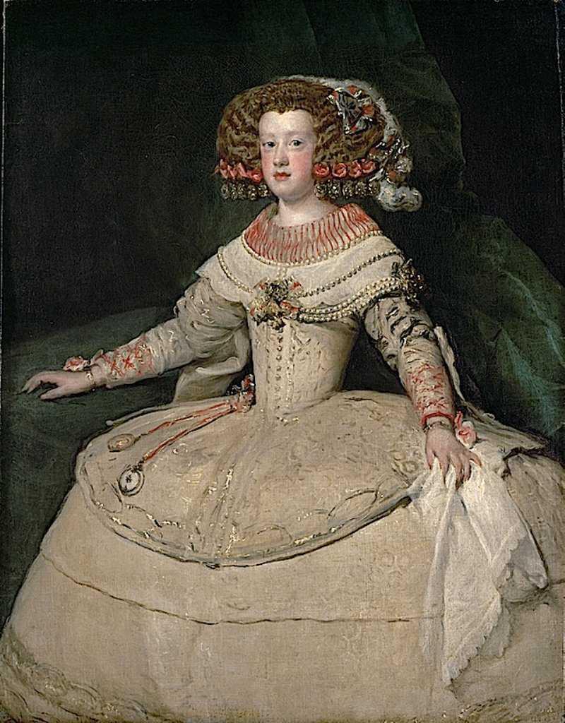 女王 María Teresa(マリアテレサ)