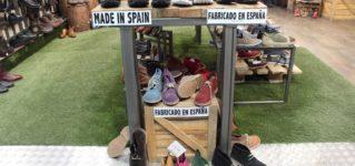 Zapatos fabricados en España